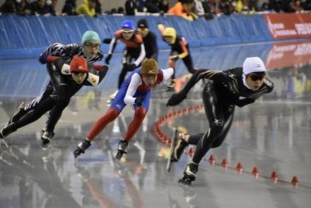 第38回全国中学校スケート大会(スピードスケートの部)